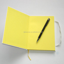 Beautiful paper cover A5 notebook with band -HYJZ536