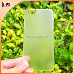 for iphone 6 newest frosted PC hard case OEM manufacturer