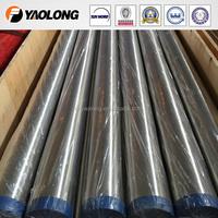 300 steel series Tisco 304/316L 1 inch diameter stainless steel sanitary tubing