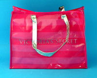 fashion cheap plastic bags, storage bag, tote bag with handle