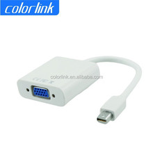China Manufacturer female mini displayport to vga