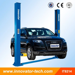 Factory price two post used car lift for sale