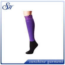 young lady over knee boots thigh highs
