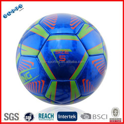 0.45 mm PVC Machine Stitched soccer balls on sale