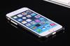 "Black Slim Light Weight Metal Frame Bumper Case For iPhone 6 4.7"""