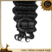 Accept sample order malaysian hair 7A dropshipping hair extension deep wave virgin malaysian human hair wave