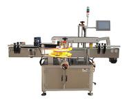 High speed aluminum can labling machin labelling machine