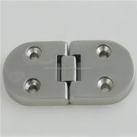 Marine hardware door hinge