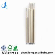 Wholesale factory erasable metal gel pen ink refill good for pen
