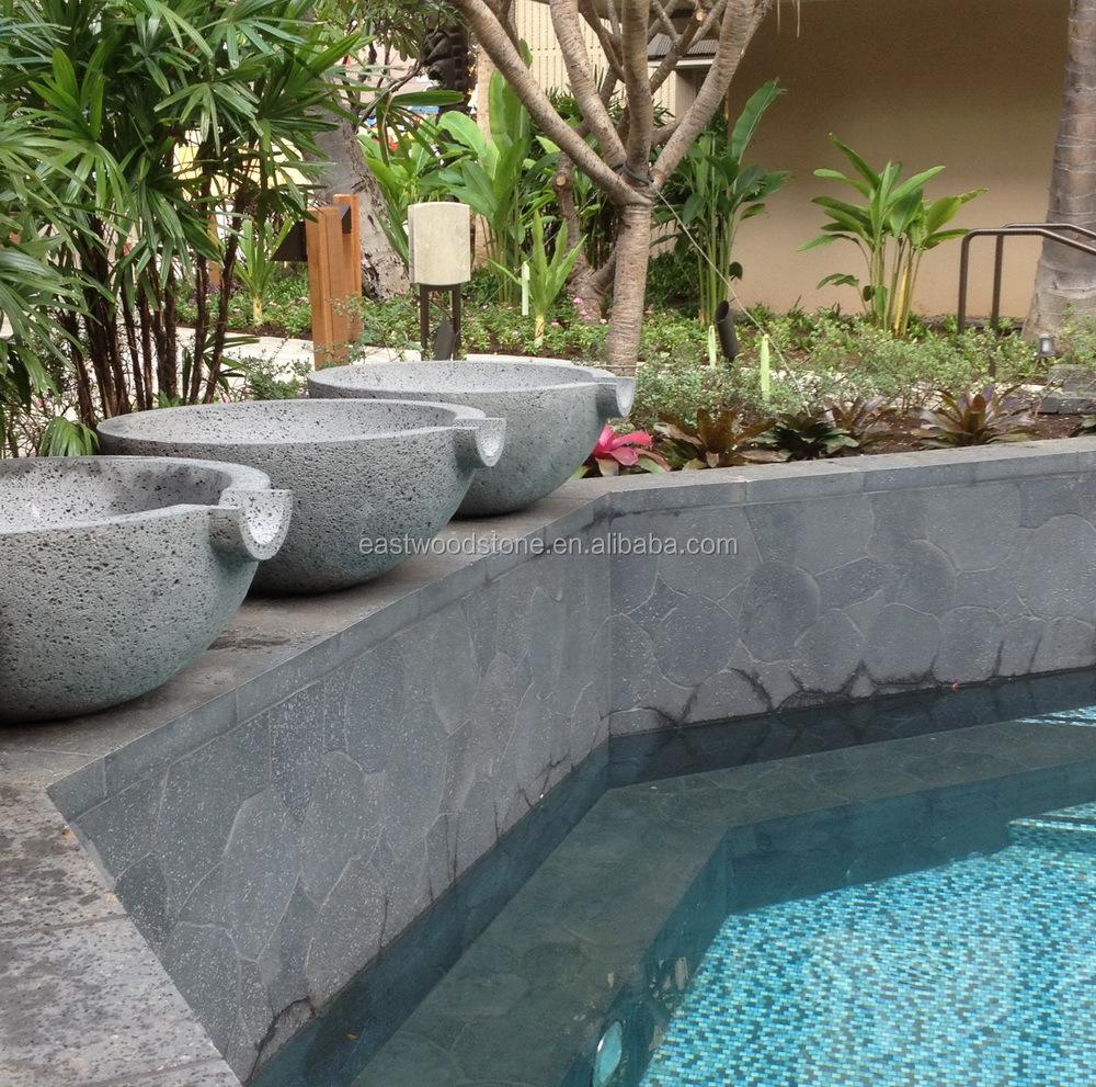 mattoni di basalto per pavimentazione per esterni-Basalto-Id ...