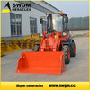 HR918H with EPA,CE.GOST,ISO certificate wheel loader small Cheap Farm Tractors For Sale