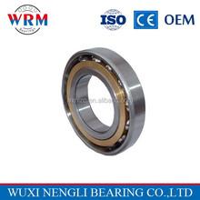 Single row angular contact ball bearing 7328 for thread spinner