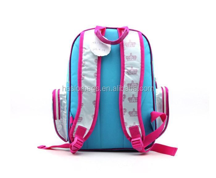 Usine new cheap école sac à dos pour fille