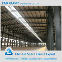 New Business Projects Industrial Factory Fabricated Steel Metal Warehouse