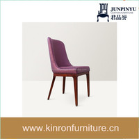 Hot sale wooden chair solid wood dining Modern chair