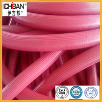 SBR+NR compound rubber formula WP 20 bar BP 60 bar fiber braided flexible natural gas hose