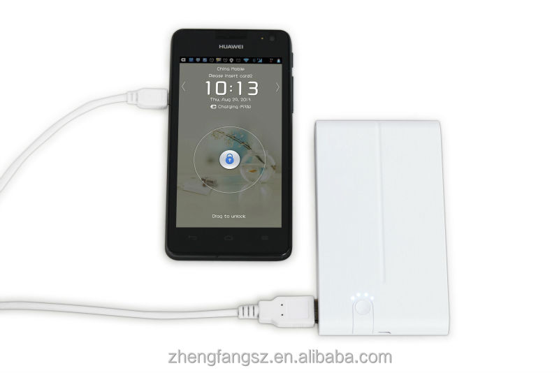 power bank for macbook pro /newest ultra thin power bank for ipad / OEM power bank for iphone 5