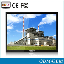 "Best price of 15"" monitor touch industry machine with DVI input"