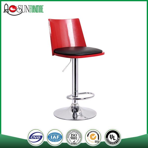oak bar stool