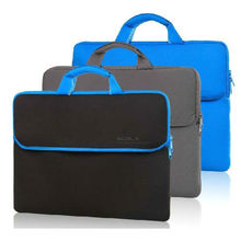Fashion durable neoprene laptop bags with handles