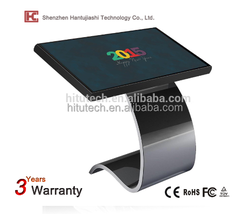 Useful Mall Market Advertising Equipment All-In-One Touch Screen Monitor /Intergrated touch screen PC/Computer, Wifi 3G Optional