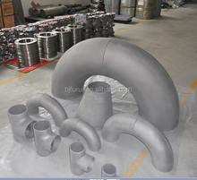 Seamless Gr2 Titanium pipe Fittings