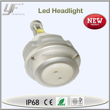 New design high power motorcycle led headlight, super bright motorcycle led headlight 9004