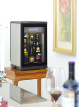 Wonderful mini wine cabinet for living style # C-3306VT