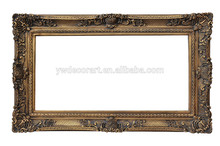 acrílico imagen marco de fotos para el estilo de europa pinturas al óleo de la decoración