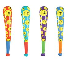Smile Face Inflatable Baseball Bats For Premium Gifts