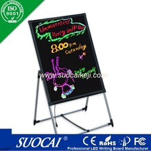 new products looking for distributor outdoor lighting illuminated led writing menu board