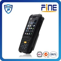 Rugged industrial 3.5 Inch IP67 smart mobile terminal pda with RFID reader GPS GPRS WIFI 3G WCDM