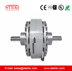 STEKI 2015 POB protrudent shaft electromagnetic powder brake with automatic tension controller