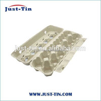 egg packing trays/chicken egg tray/paper pulp egg box