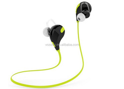 VOSOVO Upgraded Sweatproof Wireless bluetooth v4.0 bluetooth headset Noise Cancelling Headphones w/ Microphone