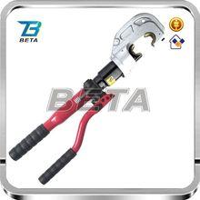 terminal de cable que prensa herramientas