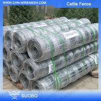 SUOBO NO.1 Hot sale Cattle fence for cattle