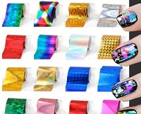 Ladies Beauty Box New 2015 Designs Good Quality190 Different Designs Glitter Nail Art Foil Transfer Roll without Adhesive