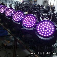 DMX Special Effects Lighting , 36pcs*10W RGBW LED Moving Head Wash Light