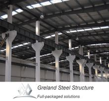 g+1 steel frame and sandwich panel workshop factory wholesale