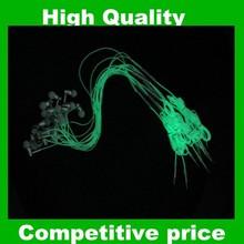 Wholesale 2015 latest design Luminous OEM metal earphone headphone