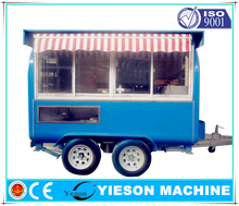 ice cream kiosks food cart ice cream cart/commercial coffee carts on wheels portable ice cream van for sale