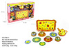 15pcs fruit follower tin tea cup set toys kitchen toy
