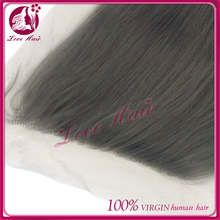 filipino Hair lace front closure cheap stock silk base closure free partinginvisible part closure