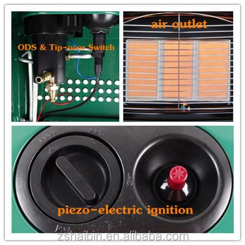Perfection de gaz infrarouge portable chauffe radiateurs gaz id de produit 60243696033 french for Radiateur electrique portable