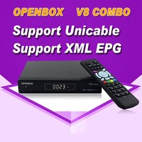 topfield satellite receiver Openbox V8 combo dvb- s2 dvb- t2 iclass receiver 9898