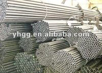 ST35.8 Galvanized seamless carbon steel pipe For fluid