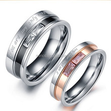 Jewelry Rings Manufacturer Western Wedding Band for Wedding Ring and Couple Ring
