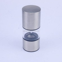 new arrival mini hand-operated spice grinder / stainless steel pepper grinder / manual pepper mill