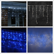led icicle lights outdoor led icicle lights blue big bulb christmas lights